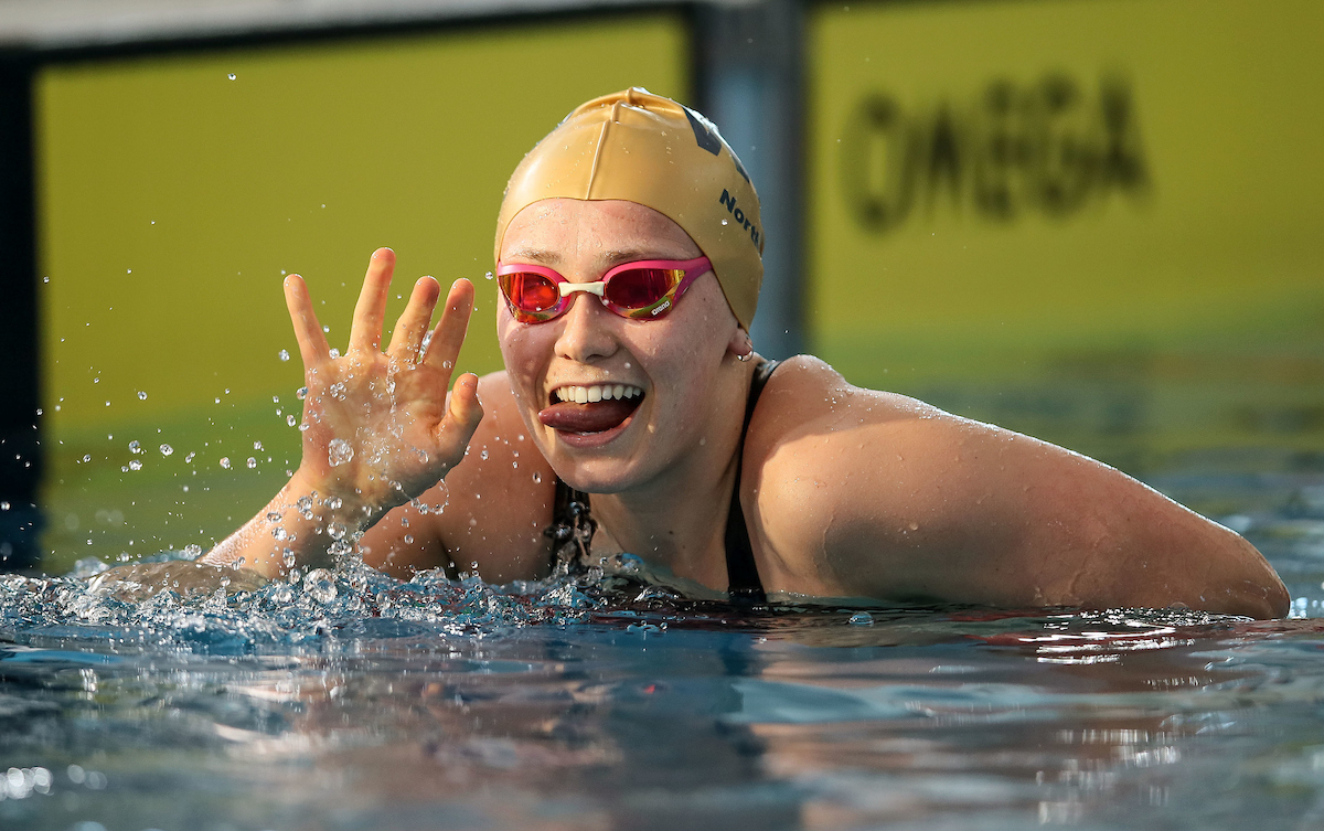 SMITH AND ASHBY HIGHLIGHT OPENING DAY OF NZ SHORT COURSE CHAMPIONSHIPS